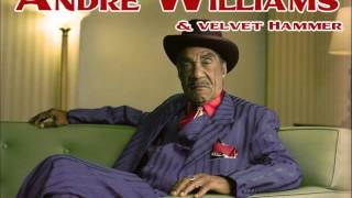 "Andre Williams & Velvet Hammer ""(I'll Do) Anythging You Want Me To"""