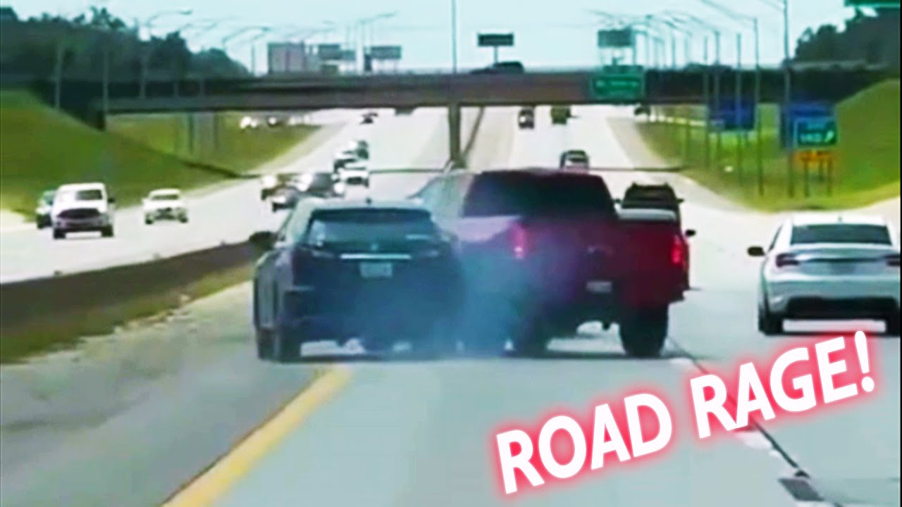 Download Road Rage USA, Driving Fails & Bad Drivers Compilation 2021 (Car Crashes!) #63