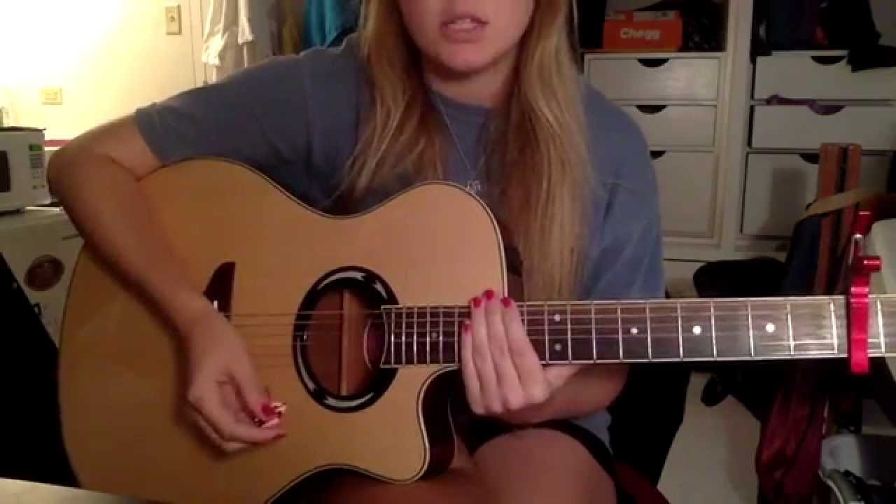 Your Guardian Angel Red Jumpsuit Apparatus Guitar Tutorial Youtube