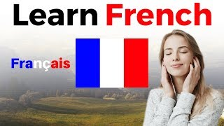 Learn French While You Sleep 😀  Most Important French Phrases and Words 😀 English/French