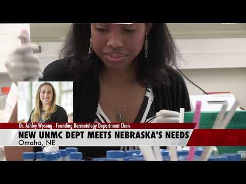 New UNMC Department Meets Nebraska's Needs