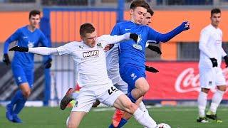 Видеообзор матча Чертаново U16 Москва Краснодар U16