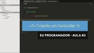 PHP com MVC - Criando um controller Mp3