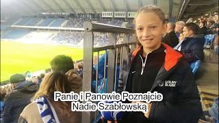 Panie i Panowie Poznajcie Nadie Szabłowską - Zawodniczka z rocznika 2008 - Kompilacja