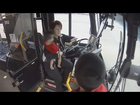 Eddie & Rocky - VIDEO: Milwaukee Bus Driver Honored For Rescuing Wandering Toddler