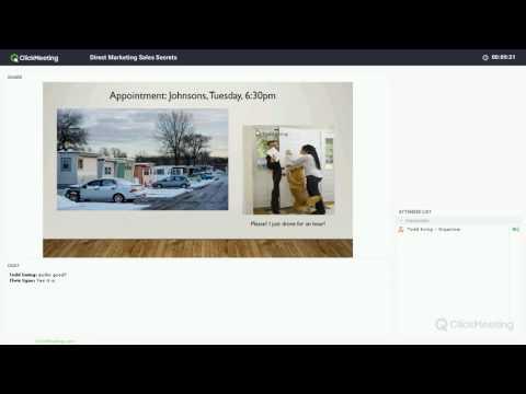 Insurance WebX Tele-Sales