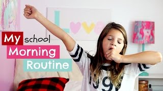 One of Annie Rose's most viewed videos: My School Morning Routine | Annie Rose