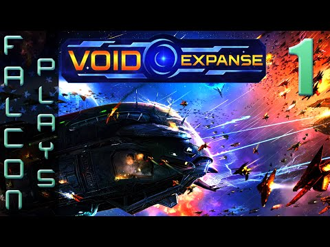 VoidExpanse | Gameplay Review | Let's Play | Ep 1