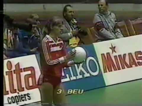 1986 WCH East Germany vs Japan (low pic quality)