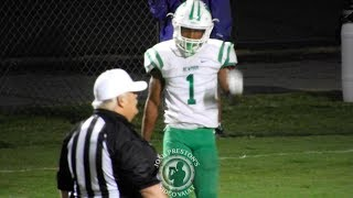 Jarmone Sutherland vs. Riverside (13 catches, 203 yards, 3 TDs) - Newman 2020 WR