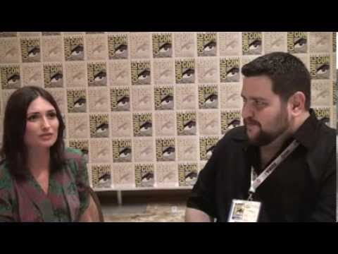 Karolina Wydra  on EUROPA REPORT, TRUE BLOOD and more at San Diego ComicCon 2013