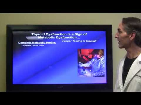 Thyroid Conditions & Natural Solutions With Dr. Michael Corey