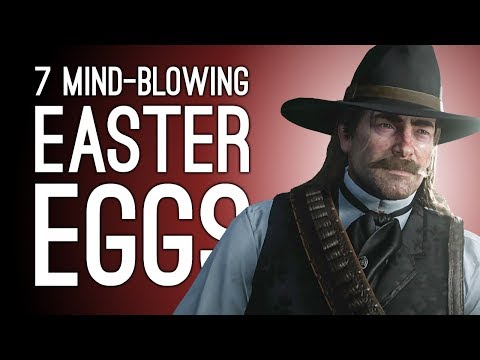 7 Red Dead Redemption 2 Easter Eggs That Will Dead Eye Your Brain thumbnail