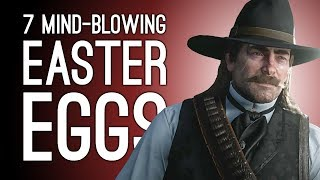 7 Red Dead Redemption 2 Easter Eggs That Will Dead Eye Your Brain