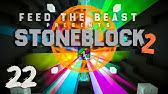 StoneBlock 2 Modpack Ep  19 EnderIO Stellar Armor Upgrades +