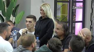 Zadruga 3   Janjuš Progovorio O Ani Korać   14.09.2019.