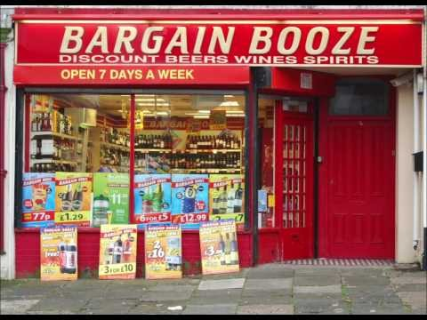 The Lancashire Hotpots - The Girl From Bargain Booze (2012)
