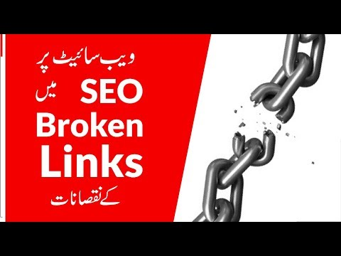What are Broken Links and How Broken links affects website? How to fix broken links - The Skill Sets - 동영상