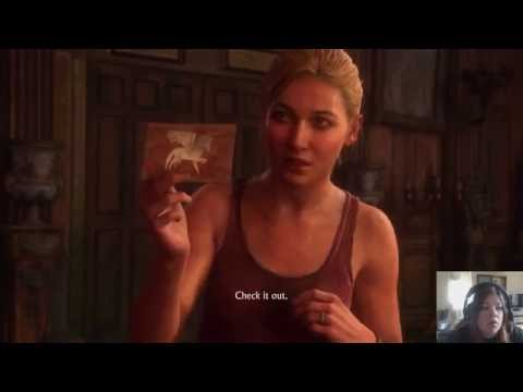 Uncharted 4, Episode 30 - Avery's House