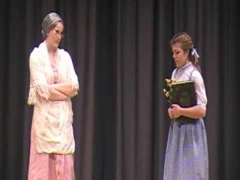 Belchertown High School Presents The Wizard Of Oz:  Somewhere Over The Rainbow 2011