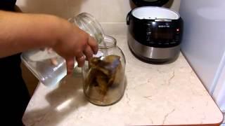 Рецепт кваса хлебного домашнего Вкус няшкино