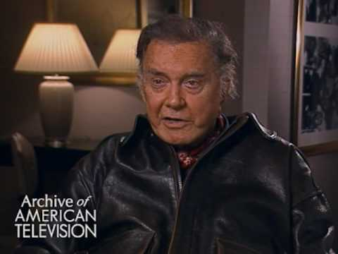 Cliff Robertson on being in anthology series early in his career - EMMYTVLEGENDS.ORG
