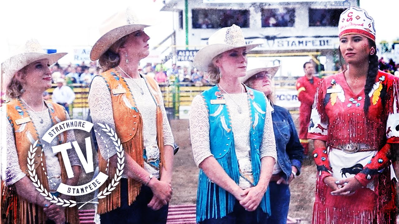 Strathmore Stampede Tv Calgary Stampede Royalty Youtube