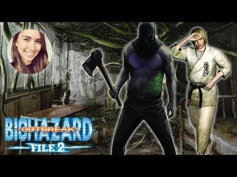 [ Resident Evil Outbreak: File #2 ] Flashback on Normal