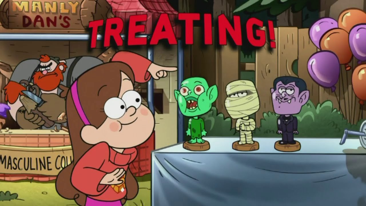 Gravity Falls - Little Gift Shop of Horrors - Preview - YouTube