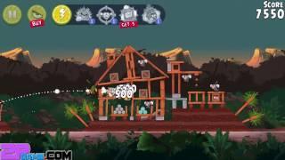 Angry Birds Rio - Rovio Entertainment Ltd JUNGLE ESCAPE Level 1-7