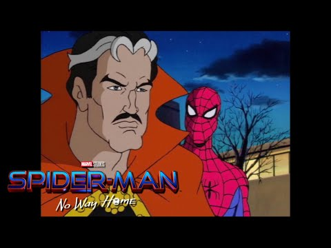 Spider-Man: No Way Home Trailer (90s Cartoon Style)