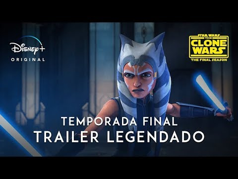 Star Wars: A Guerra dos Clones • Trailer Legendado