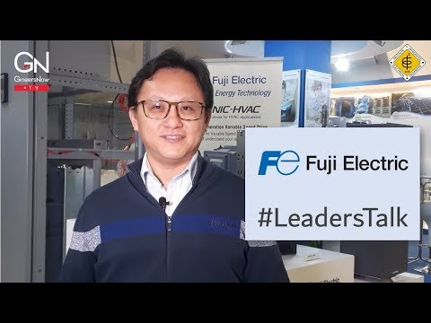 #LeadersTalk with Fuji Electric