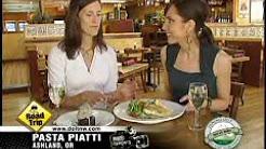 New World Italian Cuisine at Pasta Piatti, Ashland OR