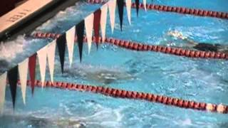 Belchertown High School Boys Swimming at Massachusetts State Championships Part 2