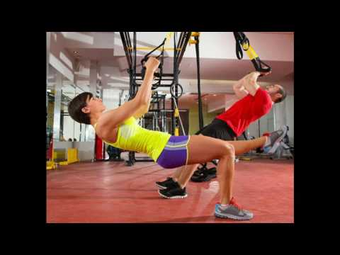 Buy TRX Suspension Trainer Bands With Xmount For Sale !