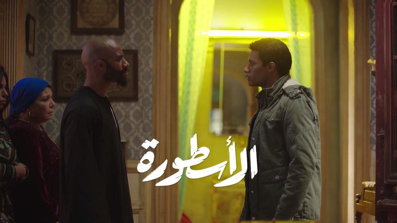 محمد رمضان يستعين بممثل راحل في الحلقة الاولى لـالاسطورة