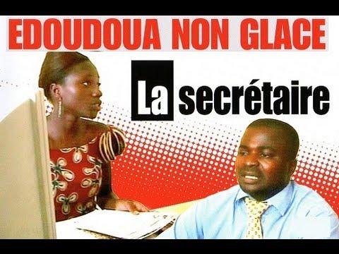 Cameroun Comédie - La secrétaire (avec Edoudoua Non Glacé)
