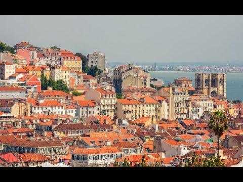 Portugal: HD Travel Video (Lisbon, Porto, Obidos, Sintra, Peniche, Lagos, Carvoeiro,  Benagil Cave)