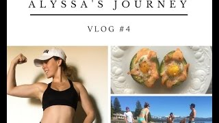 STAY ACTIVE OUTSIDE | workout with me | healthy meals