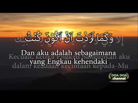 Doa Yang Dibaca Setiap Hari di Bulan Sya'ban Yang Diajarkan Rasulullah saw