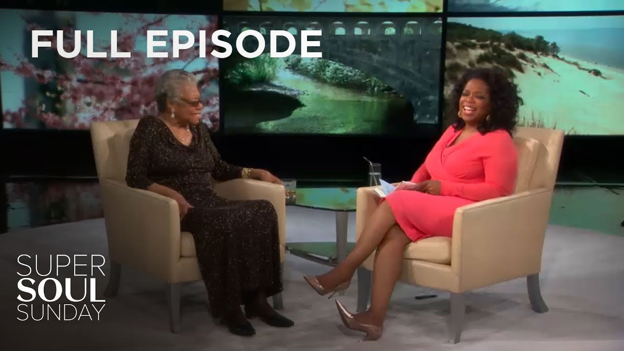 "Download Full Episode: ""Maya Angelou"" (Ep. 416) | Super Soul Sunday | Oprah Winfrey Network"