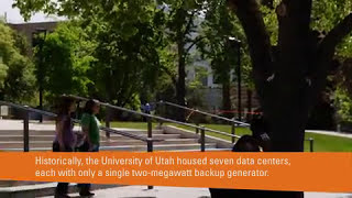 Generac Industrial Power for Data Centers - University of Utah Case Study