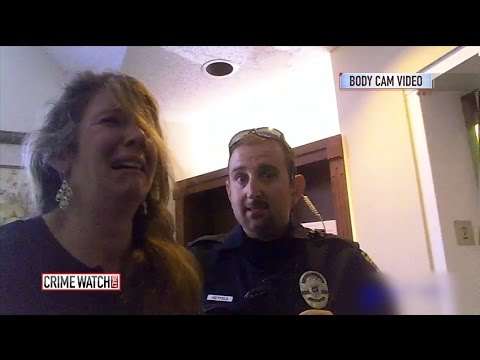 "Woman Tasered After Calling Officer ""Honey"" - Crime Watch Daily With Chris Hansen"