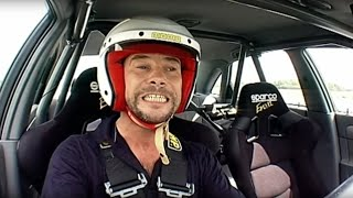 Jay Kay becomes the fastest celebrity! - Top Gear - BBC