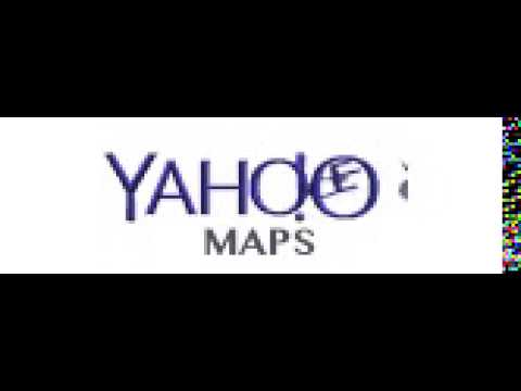 Yahoo Maps Logo Animation - YouTube