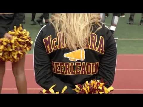 Bishop McNamara High School Homecoming Game 2015