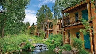 New Mexico Ski Resorts - El Monte Sagrado Resort & Spa, Taos, New Mexico