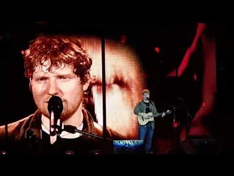Ed Sheeran- Perfect (Allstate Arena )
