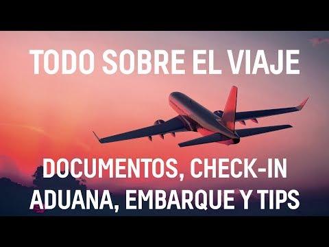 Todo lo que hay que saber para viajar en avión (primera vez y más)
